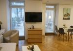 Type 1 - 1030 Vienna, Rechte Bahngasse Living Area