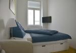 Type 2 - 1030 Wien, Fasangasse Schlafzimmer