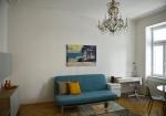 Type 2 - 1030 Vienna, Fasangasse Living Room