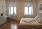 Type 3 - 1030 Wien, Fasangasse Schlafzimmer