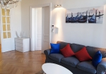 Type 3 - 1030 Vienna, Rechte Bahngasse Living Room