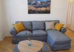 Type 3 - 1180 Vienna, Eckpergasse living room