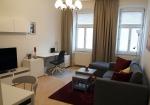 Type 2 - 1190 Vienna, Obkirchergasse living room