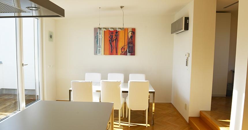1160 Vienna, Thaliastraße dining area