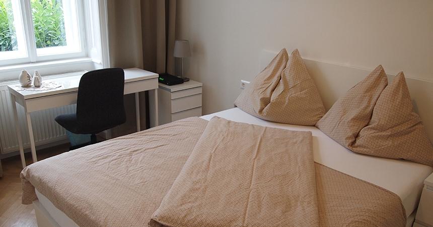 1180 Wien, Apartment Eckpergasse