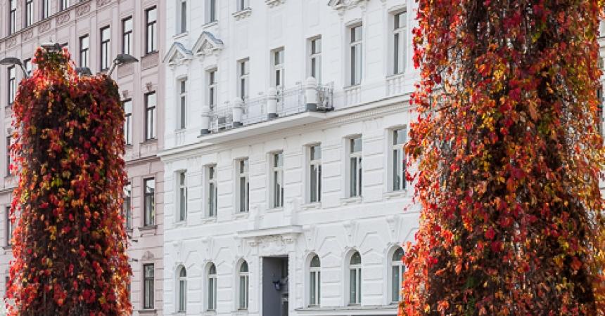 1030 Wien, Rechte Bahngasse Haus