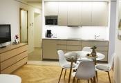 1030 Vienna, Rechte Bahngasse kitchen