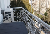 Eckpergasse balcony