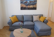 Eckpergasse living room