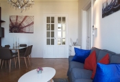 1030 Vienna, Rechte Bahngasse Living/Dining Room