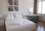 1030 Vienna, Rechte Bahngasse Bedroom