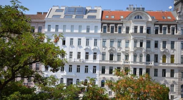 1030 Vienna, Rechte Bahngasse house